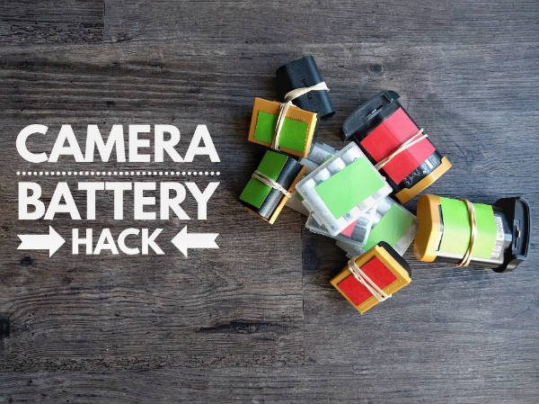 Rechargeable Camera Battery Hack: Step By Step Guide