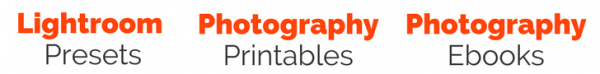 Buy photography workflow products from Biblino.com