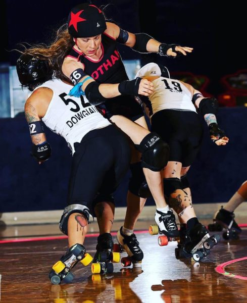 David Ortiz – Roller Derby Photographer
